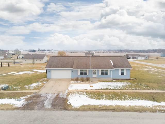 110 Travis Drive, Carlock, IL 61725 (MLS #10633300) :: BN Homes Group