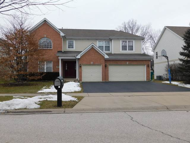 541 Farrington Court, Buffalo Grove, IL 60089 (MLS #10633335) :: Berkshire Hathaway HomeServices Snyder Real Estate