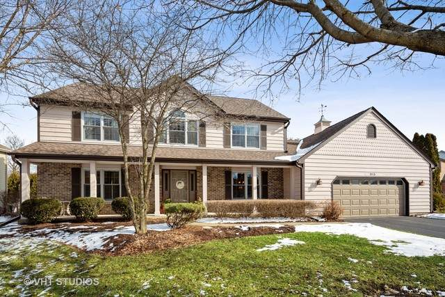 815 White Pine Drive, Cary, IL 60013 (MLS #10633365) :: Property Consultants Realty