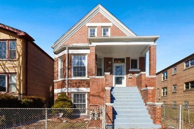 2450 W 54th Street, Chicago, IL 60632 (MLS #10633374) :: The Perotti Group   Compass Real Estate