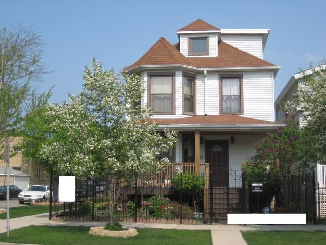 4055 N Maplewood Avenue, Chicago, IL 60618 (MLS #10633470) :: Baz Network | Keller Williams Elite