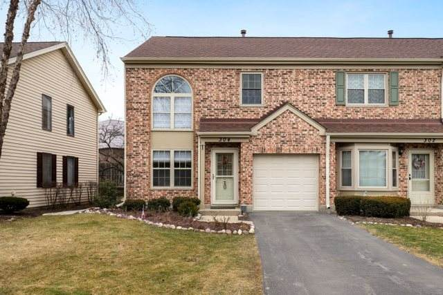 304 Cromwell Court, Westmont, IL 60559 (MLS #10633478) :: Helen Oliveri Real Estate