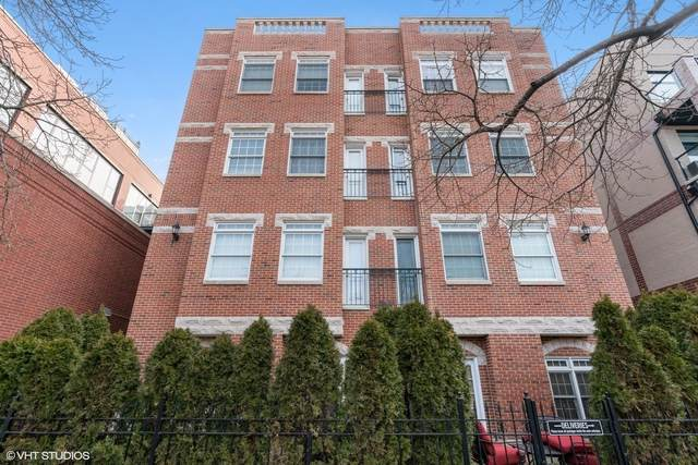 227 W Scott Street 2E, Chicago, IL 60610 (MLS #10633488) :: Angela Walker Homes Real Estate Group