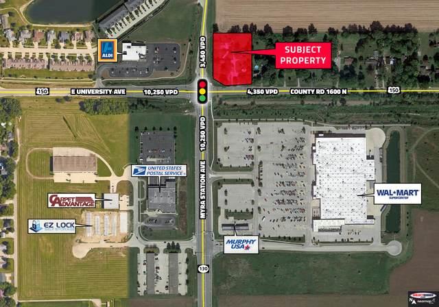 3202 University Avenue, Urbana, IL 61802 (MLS #10633548) :: Suburban Life Realty