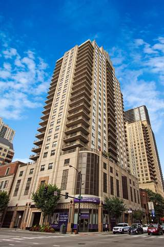 635 N Dearborn Street #705, Chicago, IL 60654 (MLS #10633562) :: Helen Oliveri Real Estate