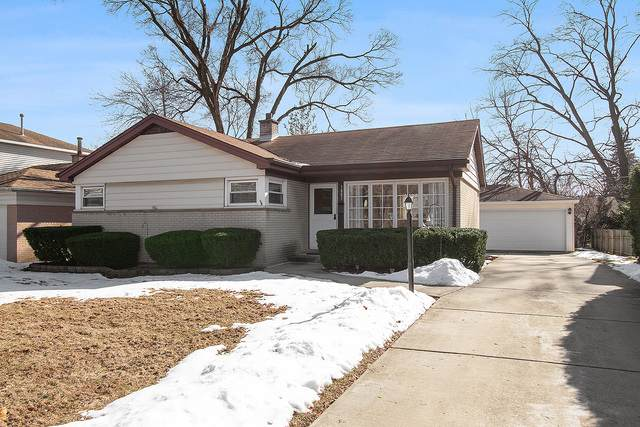1601 W Euclid Avenue, Arlington Heights, IL 60005 (MLS #10633563) :: Helen Oliveri Real Estate