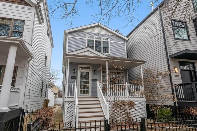 3313 N Bell Avenue, Chicago, IL 60618 (MLS #10633595) :: Helen Oliveri Real Estate