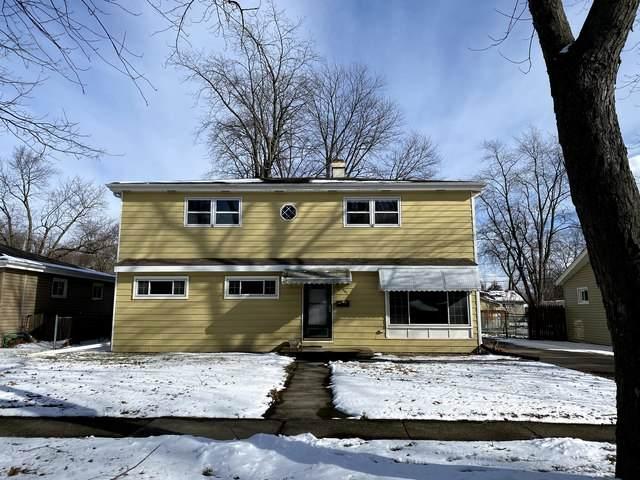 507 N Bierman Avenue, Villa Park, IL 60181 (MLS #10633616) :: Angela Walker Homes Real Estate Group