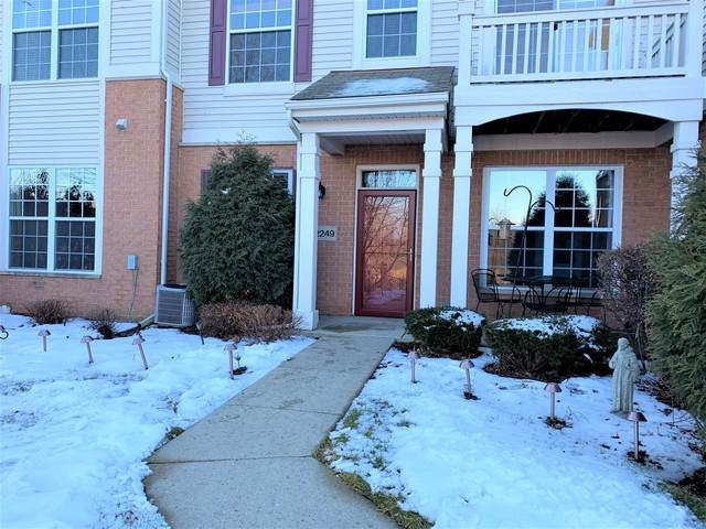 2249 Concord Drive #2249, Mchenry, IL 60050 (MLS #10633643) :: BN Homes Group