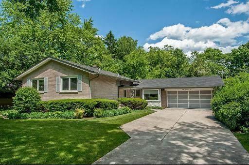 801 Oak Drive, Glencoe, IL 60022 (MLS #10633792) :: John Lyons Real Estate
