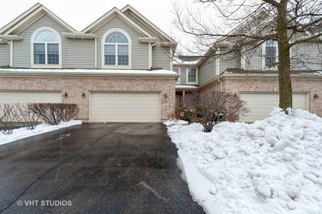 730 Juniper Lane #730, Lake In The Hills, IL 60156 (MLS #10633875) :: Ryan Dallas Real Estate