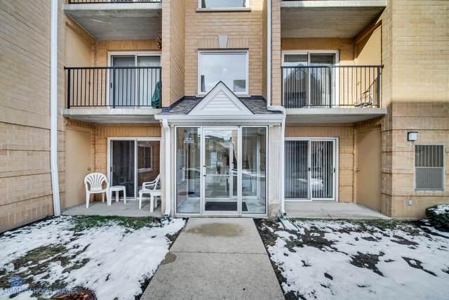 8710 W Evelyn Lane #103, Chicago, IL 60656 (MLS #10633902) :: Helen Oliveri Real Estate