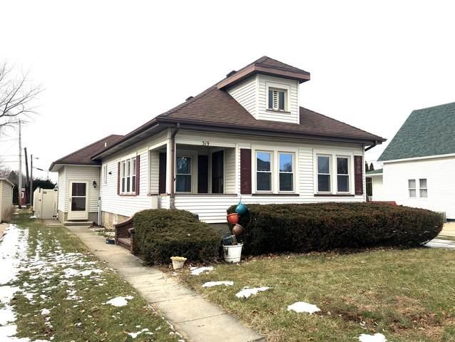 319 N School Avenue, Oglesby, IL 61348 (MLS #10633974) :: Suburban Life Realty