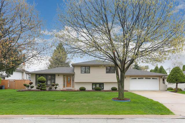 9019 S 78th Avenue, Hickory Hills, IL 60457 (MLS #10634064) :: The Wexler Group at Keller Williams Preferred Realty