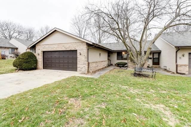 2001 Eagle Ridge Court D, Urbana, IL 61802 (MLS #10634065) :: Suburban Life Realty