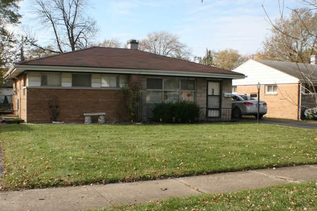 17312 Greenbay Avenue, Lansing, IL 60438 (MLS #10634425) :: The Mattz Mega Group