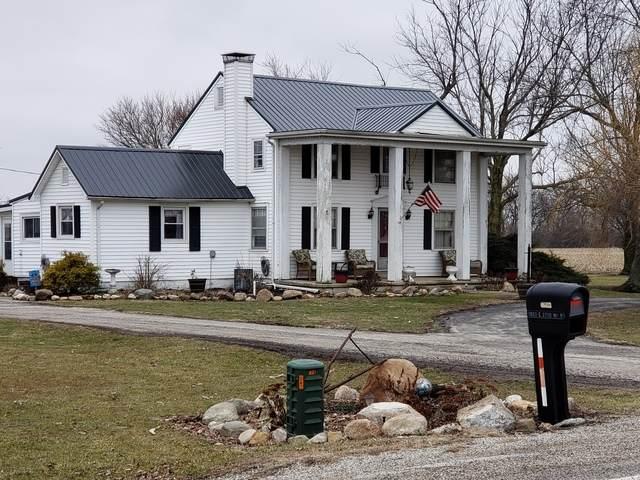 11903 E 2750 North Road, Danville, IL 61834 (MLS #10634470) :: Suburban Life Realty