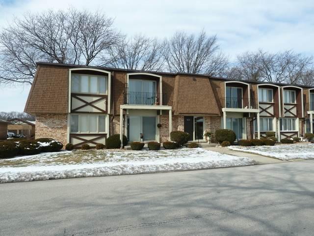 12750 Carriage Lane D-2, Crestwood, IL 60418 (MLS #10634487) :: Century 21 Affiliated
