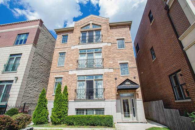 544 E 45th Street #4, Chicago, IL 60653 (MLS #10634549) :: Property Consultants Realty