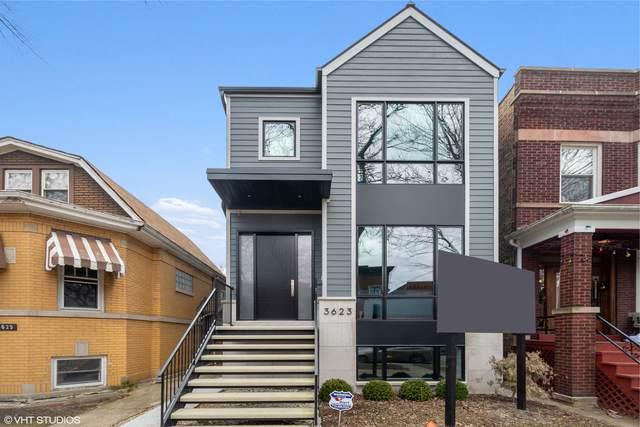 3623 N Leavitt Street, Chicago, IL 60618 (MLS #10634597) :: Helen Oliveri Real Estate