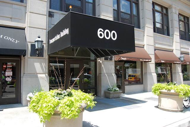 600 S Dearborn Street #1401, Chicago, IL 60605 (MLS #10634668) :: Property Consultants Realty