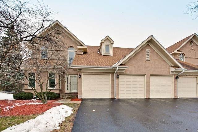 159 Manchester Drive, Buffalo Grove, IL 60089 (MLS #10634687) :: Baz Network | Keller Williams Elite