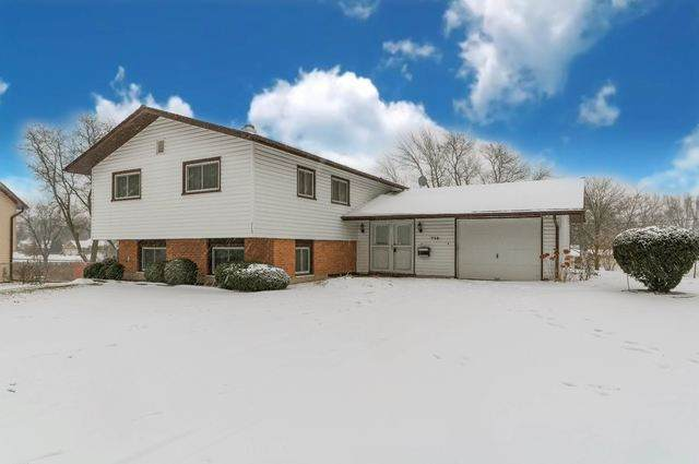 715 Ashley Court, Hoffman Estates, IL 60169 (MLS #10634703) :: Ani Real Estate