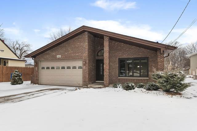 13444 W Circle Drive, Crestwood, IL 60445 (MLS #10634816) :: Century 21 Affiliated