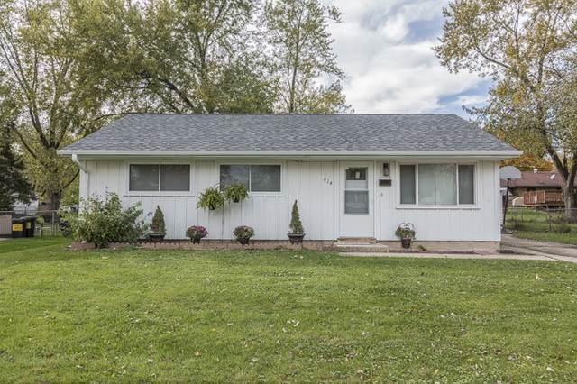 414 S Park Boulevard, Streamwood, IL 60107 (MLS #10634845) :: Ani Real Estate