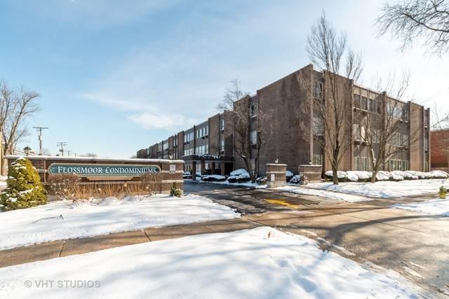 1117 Leavitt Avenue #314, Flossmoor, IL 60422 (MLS #10634868) :: The Wexler Group at Keller Williams Preferred Realty