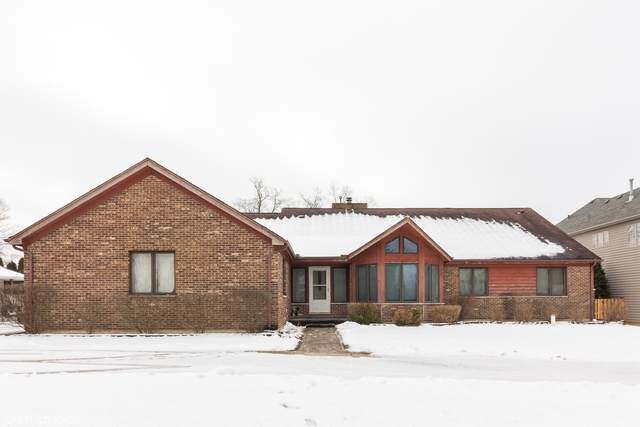 413 56th Street, Clarendon Hills, IL 60514 (MLS #10634945) :: Helen Oliveri Real Estate