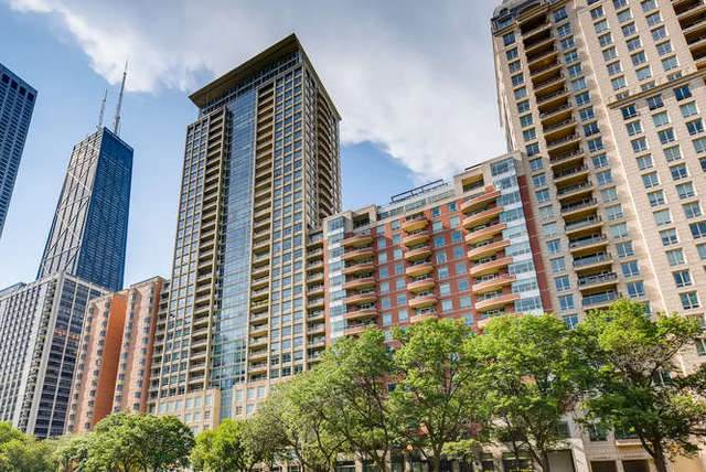 270 E Pearson Street #1402, Chicago, IL 60611 (MLS #10634958) :: Helen Oliveri Real Estate