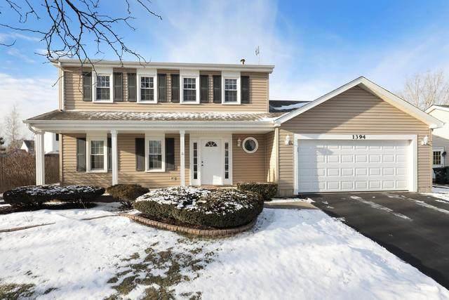 1394 Westport Ridge, Crystal Lake, IL 60014 (MLS #10634973) :: The Perotti Group | Compass Real Estate