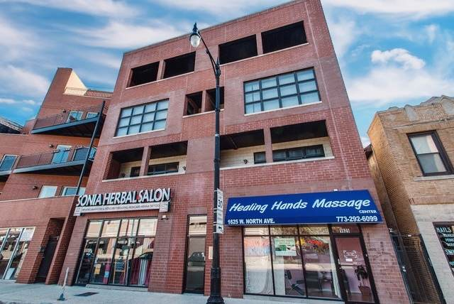 1625 W North Avenue #201, Chicago, IL 60622 (MLS #10634993) :: Property Consultants Realty