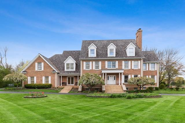 19 Wescott, South Barrington, IL 60010 (MLS #10635021) :: Property Consultants Realty
