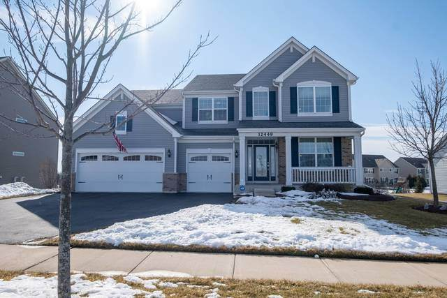 12449 Garlieb Drive, Huntley, IL 60142 (MLS #10635093) :: Ryan Dallas Real Estate