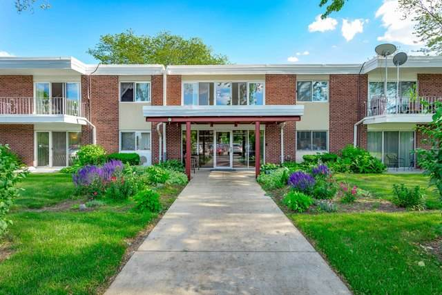 127 N Wolf Road 55A, Wheeling, IL 60090 (MLS #10635111) :: Helen Oliveri Real Estate