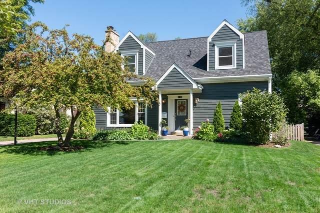 832 Leyden Lane, Wilmette, IL 60091 (MLS #10635114) :: Janet Jurich
