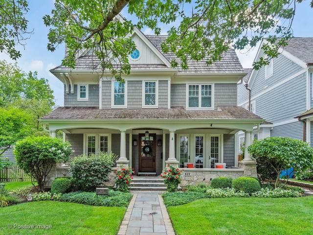 623 S Lincoln Street, Hinsdale, IL 60521 (MLS #10635234) :: John Lyons Real Estate