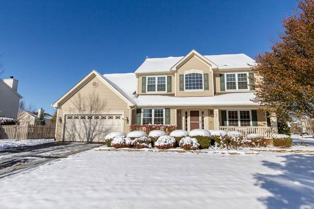280 Summerdale Lane, Algonquin, IL 60102 (MLS #10635249) :: Ryan Dallas Real Estate