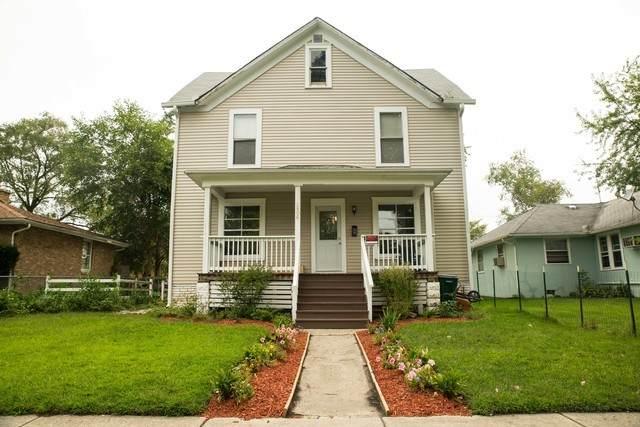 2806 Elim Avenue, Zion, IL 60099 (MLS #10635299) :: Century 21 Affiliated