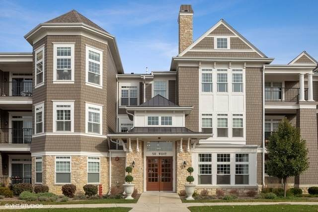 50 W Kennedy Lane #308, Hinsdale, IL 60521 (MLS #10635307) :: Century 21 Affiliated
