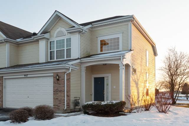 967 Emerald Drive, Pingree Grove, IL 60140 (MLS #10635344) :: The Wexler Group at Keller Williams Preferred Realty