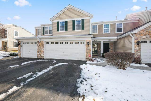 4022 Oak Tree Lane, Plainfield, IL 60586 (MLS #10635386) :: Berkshire Hathaway HomeServices Snyder Real Estate