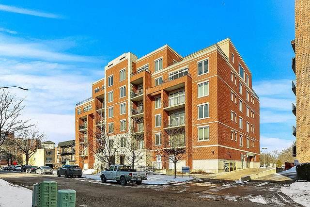 1670 Mill Street #305, Des Plaines, IL 60016 (MLS #10635406) :: Helen Oliveri Real Estate