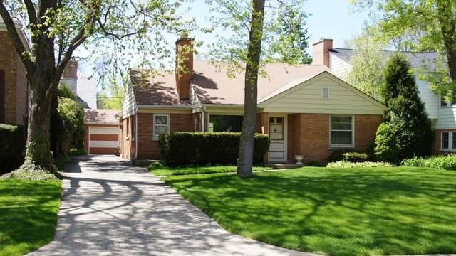 1229 Middlebury Lane, Wilmette, IL 60091 (MLS #10635486) :: Helen Oliveri Real Estate