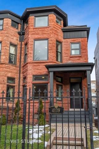 4139 N Kenmore Avenue, Chicago, IL 60613 (MLS #10635640) :: Lewke Partners