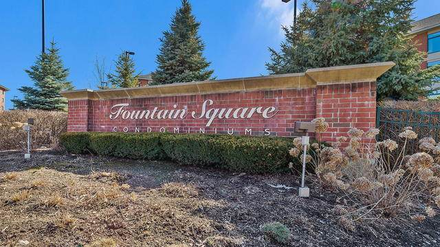 845 E 22nd Street #212, Lombard, IL 60148 (MLS #10635646) :: Angela Walker Homes Real Estate Group