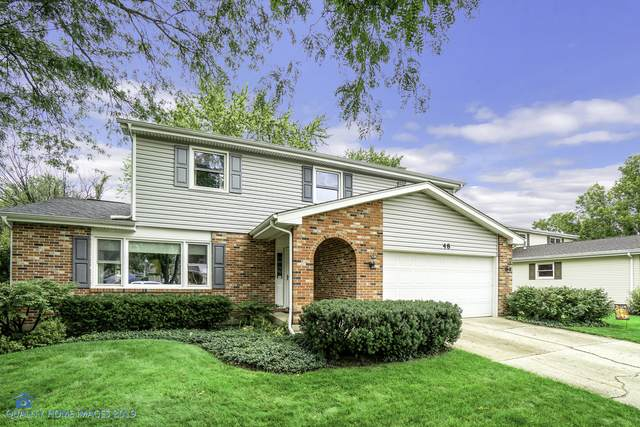 48 Schreiber Avenue, Roselle, IL 60172 (MLS #10635755) :: The Wexler Group at Keller Williams Preferred Realty
