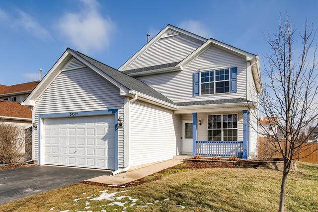 24332 Apple Tree Lane, Plainfield, IL 60585 (MLS #10635781) :: Property Consultants Realty